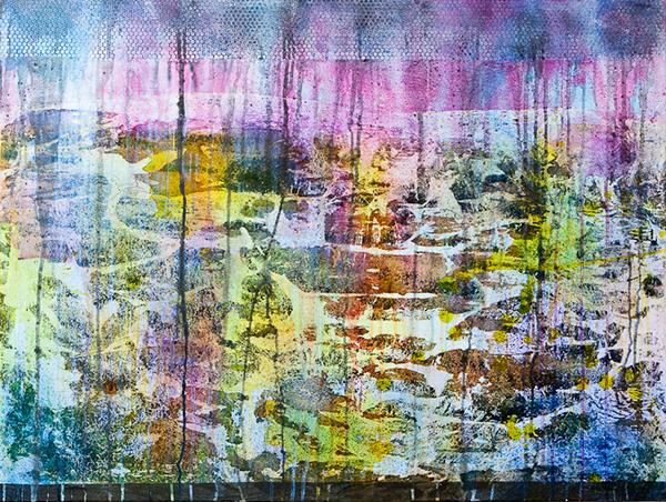 Dissipating Landscape